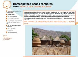 Homeopathes sans frontieres