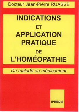 image indications application homeopathie